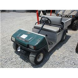 CLUB CAR GOLF CART, - DUMP BED