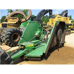 JOHN DEERE HX15 BATWING MOWER, - HYDRAULIC PULL TYPE (CITY OWNED)