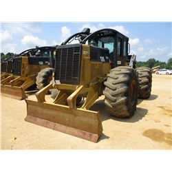 CAT 525C SKIDDER, VIN/SN:52501467 - GRAPPLE, SINGLE ARCH, WINCH, ECAB W/AC, 30.5-32 TIRES