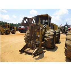 2011 TIGERCAT 724E FELLER BUNCHER, VIN/SN:7242043 - TIGERCAT SAW HEAD, ECAB W/AC, 30.5-32 TIRES