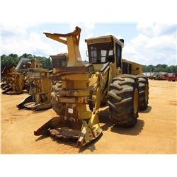 2015 TIGERCAT 720G FELLER BUNCHER, VIN/SN:7205636 - TIGERCAT 5702 SAW HEAD, ECAB W/AC, 30.5-32 TIRES