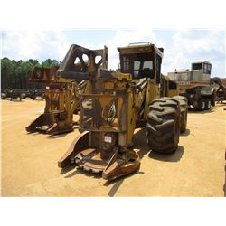 2011 TIGERCAT 720E FELLER BUNCHER, VIN/SN:7204964 - 5600 SAW HEAD, ECAB W/AC, 28L-26 TIRES