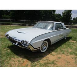 FORD THUNDERBIRD - GAS ENGINE, A/T