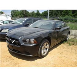 2011 DODGE CHARGER VIN/SN:2B3CL1CT0BH539685 - V8 GAS ENGINE, A/T, ODOMETER READING 197,859 MILES