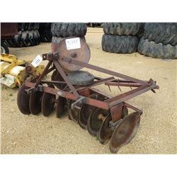 DEARBORN - DISC HARROW