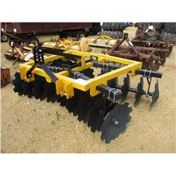 DISC HARROW, 20X22