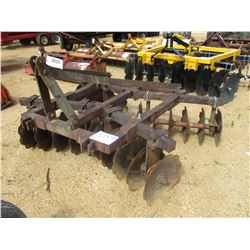 FARM MATE DISC HARROW