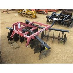 BUSH HOG 7816 DISC HARROW