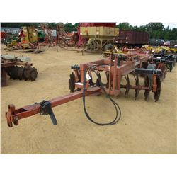 ATHENS 107 DISC HARROW, TOWABLE