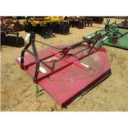 LOWERY ADNY 600 - 72  MOWER, 3 PTH