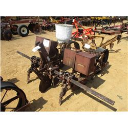 BURCH 2 ROW PLANTER