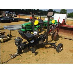 TRENCHERMAN BACKHOE GAS ENGINE TOWABLE