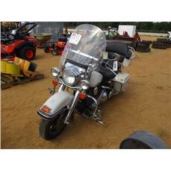 HARLEY DAVIDSON MOTORCYCLE, VIN/SN:1F1D1DA15Y601978 - WINDSHIELD, ODOMETER READING 95,616 MILES