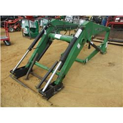 KOYKER 565 FRONT LOADER ATTACHMENT, FIT FARM TRACTOR