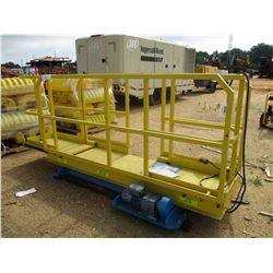 LIFT PRODUCTS HYD LIFT PLATFORM