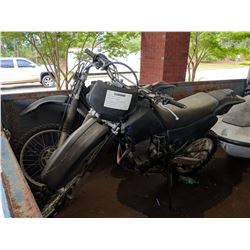 YAMAHA TTX 250 DIRT BIKE, - CITY OWNED, SELLING OFFSITE, LOCATED IN ANDALUSIA, AL