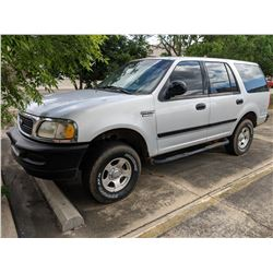 1997 FORD EXPEDITION, VIN/SN:1FMFU18L3VLB72916 - 4X4, GAS ENGINE, A/T, CITY OWNED, SELLING OFFSITE,