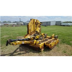 BUSHWHACKER MOWER, VIN/SN:07T1200720-20004 - 10' CUT (COUNTY OWNED) (SELLING ABSETEE LOCATED IN FRAN