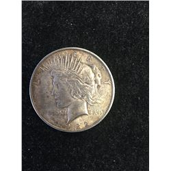 1922 USA PEACE DOLLAR!