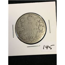 1903H CANADA 50 CENTS!