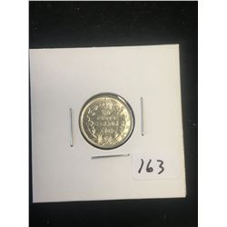1907 CANADA 10 CENTS