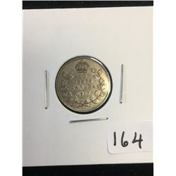 1917 CANADA 10 CENTS!