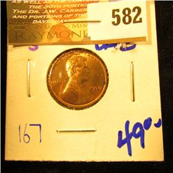 1970-S Small Date Lincoln Penny