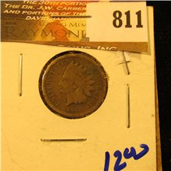 1860cn Indian Head Penny