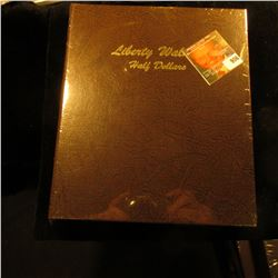 "1916-47 ""Liberty Walking Half Dollars"" World Coin Library Dansco Coin Album. Like new."