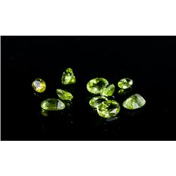 4.00ct Genuine Peridot Gemstones RV$200