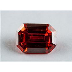 Emerald Cut 26.925 ct Ruby 12.99 mm x 18.41 mm