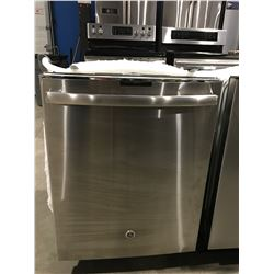 GE PROFILE STAINLESS STEEL FRONT BUILT IN DISHWASHER