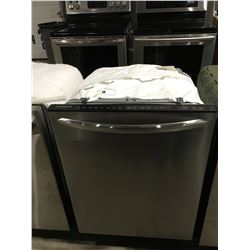 FRIGIDAIRE GALLERY STAINLESS STEEL FRONT BUILT IN DISHWASHER