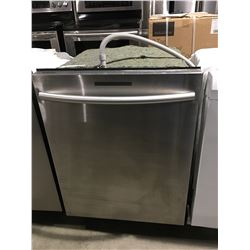 SAMSUNG STAINLESS STEEL FRONT BUILT IN DISHWASHER