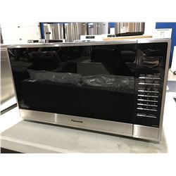 PANASONIC THE GENIUS STAINLESS MICROWAVE