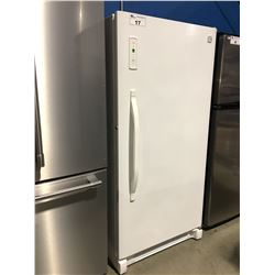KENMORE WHITE UPRIGHT FREEZER