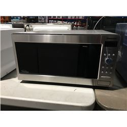 PANASONIC THE GENIUS STAINLESS STEEL MICROWAVE