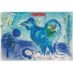 MARC CHAGALL Witebsk 1887 - 1985 Vence
