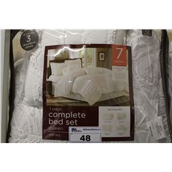 SIDNEY QUEEN SIZE BED SET
