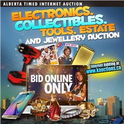 WELCOME TO YOUR KASTNER TIMED INTERNET AUCTION