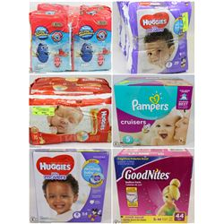 FEATURED ITEMS: DRUG STORE DIAPERS!