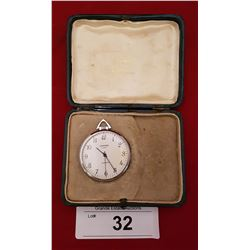 CARDINAL 19 JEWEL POCKET WATCH