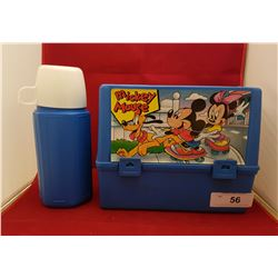 VINTAGE MICKEY MOUSE LUNCH KIT