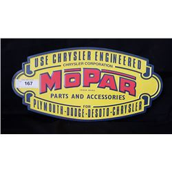 MOPAR SST SIGN