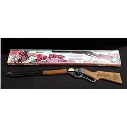 DAISY RED RYDER BB GUN IN ORIGINAL BOX