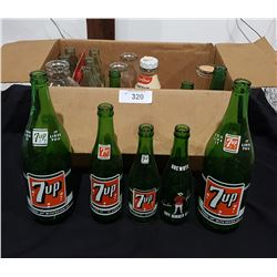 BOX LOT COLLECTIBLE BOTTLES