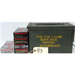 54 RNDS 30 - 06 AMMO