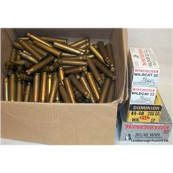 BOX LOT AMMO