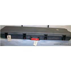 PLANO TRAVEL HARD GUN CASE WITH KEY