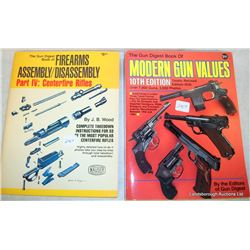 FIREARMS BOOKS & MTM SHELL HOLDERS